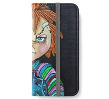Good Guy Doll iPhone Wallet/Case/Skin