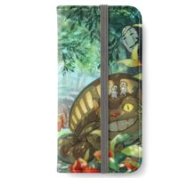 Forest of Magic iPhone Wallet/Case/Skin