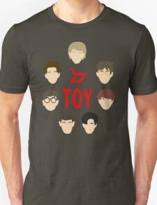 Minimalist Kpop - Block B - Toy T-Shirt