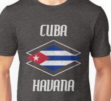 Retro Cuba Havana  Unisex T-Shirt