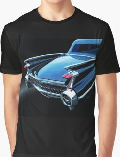 1959 Cadillac Fleetwood Series 75 Graphic T-Shirt