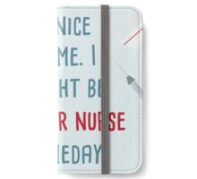 Nurse iPhone Wallet/Case/Skin
