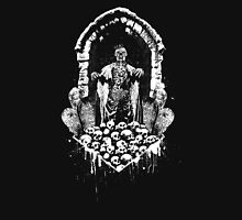 Escaping from the crypt, the King of Dead returns to earth!  Unisex T-Shirt