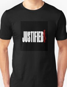 Justified Unisex T-Shirt