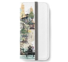 The Girl on Poppy Hill iPhone Wallet/Case/Skin