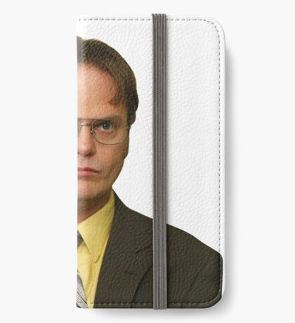 Dwight Danger/Kurt Schrute iPhone Wallet/Case/Skin
