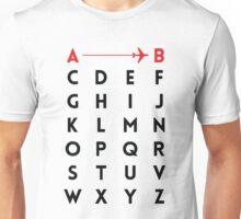 A to B Unisex T-Shirt