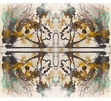Spirit Ink Designs for large wall art and textile prints Photographic Print