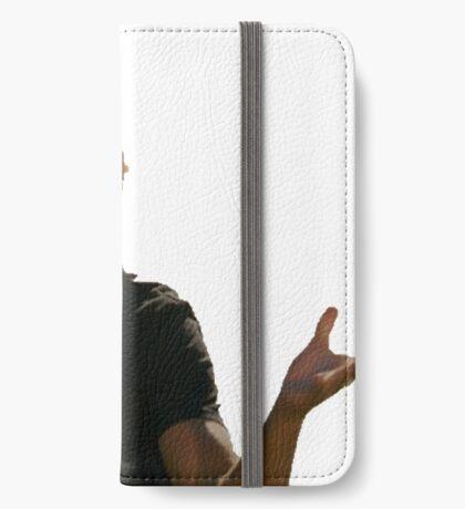 ZAc face iPhone Wallet/Case/Skin