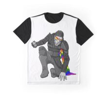 Yu Gonplai Nou Sten Odon Lexa Graphic T-Shirt