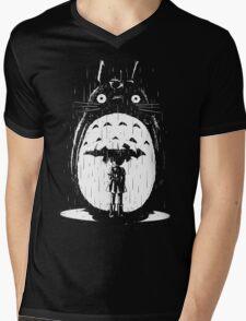 A Noir Neighbour Mens V-Neck T-Shirt