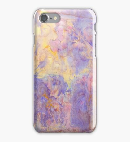 Gorgeous hand made pigment design for large decorative Wall Art and Textile prints iPhone Case/Skin