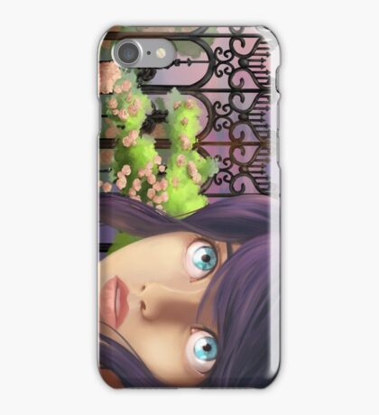 ML rose garden pt 2 iPhone Case/Skin