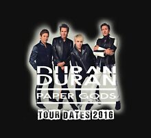 Duran Duran Paper Gods 2016 Unisex T-Shirt