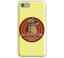 Exterminate iPhone Case/Skin