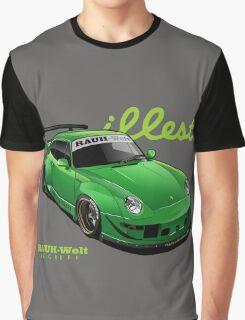 Super Musashi Graphic T-Shirt
