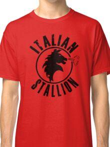 Italian Stallion Rocky Balboa Classic T-Shirt