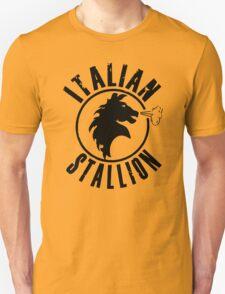 Italian Stallion Rocky Balboa Unisex T-Shirt