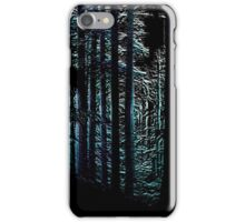 Mountain Trees Series iPhone Case/Skin