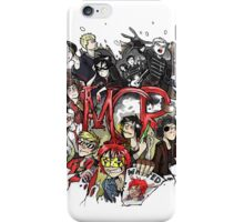 My chemical romance forever  iPhone Case/Skin