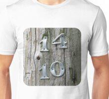 14 Over 10 Unisex T-Shirt