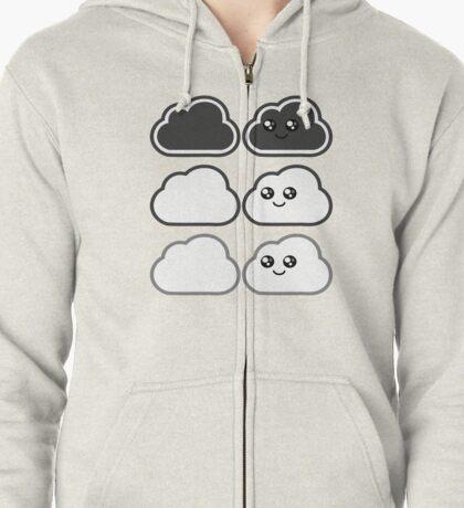 Cloud Zipped Hoodie