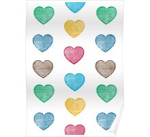 Wooden Love Poster