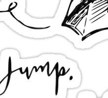Gilmore Girls- You jump, I jump.. Sticker