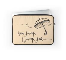 Gilmore Girls- You jump, I jump.. Laptop Sleeve