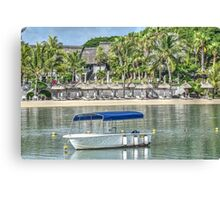 The Mauritius Collection - Lux Grand Gaube (4) Canvas Print
