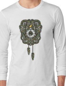 Cuckoo Clock Nest Long Sleeve T-Shirt
