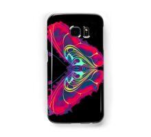 Neon Butterfly Samsung Galaxy Case/Skin