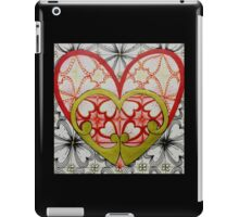 Retro Hearts iPad Case/Skin