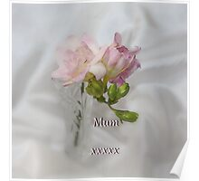 For Mum Poster