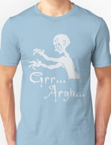 Grr...Argh...T-shirt - Express your personality  T-Shirt