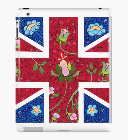 God Save The Queen iPad Case/Skin