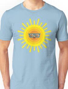 Cheerful Summer Sun Unisex T-Shirt