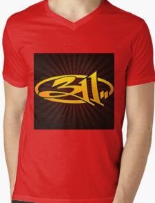 311 BAND LOGO Mens V-Neck T-Shirt