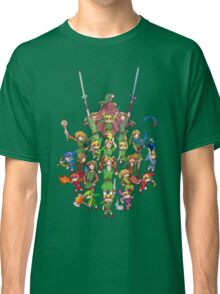 The Legend of Zelda 30th anniversary Classic T-Shirt