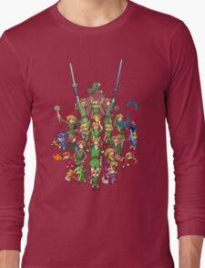 The Legend of Zelda 30th anniversary Long Sleeve T-Shirt