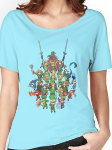 The Legend of Zelda 30th anniversary Women's Relaxed Fit T-Shirt
