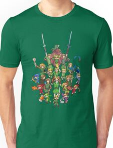 The Legend of Zelda 30th anniversary Unisex T-Shirt