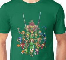 The Legend of Zelda 30th anniversary Unisex T-Shirt