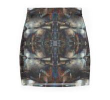 Urban Air-Brush Mini Skirt