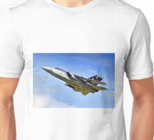 "Panavia Tornado F3  43 Sqn ""The Fighting Cocks""  Unisex T-Shirt"