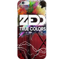 ZEDD COLORS 2016 iPhone Case/Skin