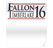Fallon Timberlake 16 Poster