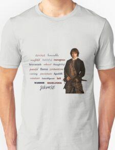 Outlander/Jamie is... Unisex T-Shirt