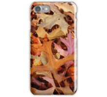 Russet riches iPhone Case/Skin