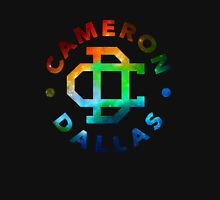 Cameron dallas logo Womens Fitted T-Shirt